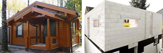 Баня из газобетона - особенности материала, проект бани, отделка и стоимость строительства