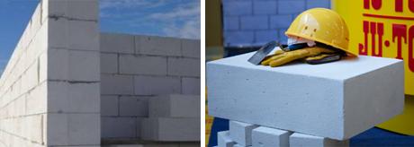 Возможности применения ячеистого бетона