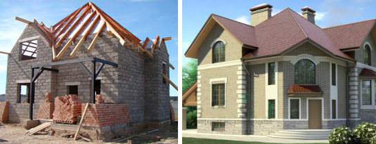 Дома из керамзитобетона - особенности, стоимость строительства, советы