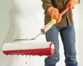 Краска по бетону для наружных и внутренних работ противопожарная, акриловая, полимерная