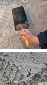 Отделка газосиликатных стен внутри и снаружи