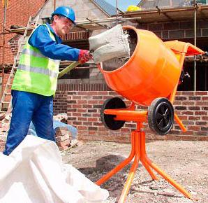 Технология производства бетона - материалы для изготовления раствора