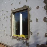 Отделка и утепление стен фасада дома из газосиликата