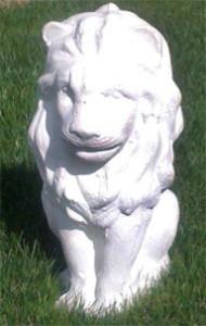 Садовые скульптуры из бетона