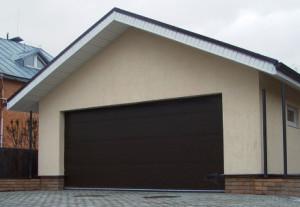Строительство гаража из пеноблоков
