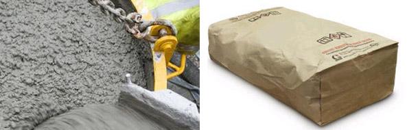 Сульфатостойкие цементы навалом