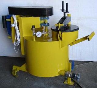 Установки для производства пенобетона БАС 130