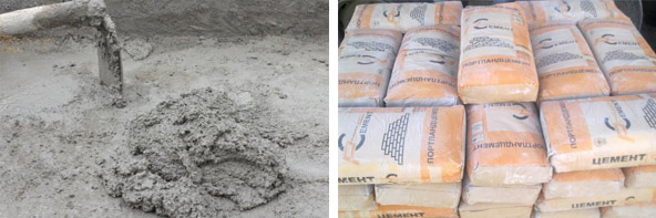 Цемент М400 - характеристики, марки и цена в мешках и навалом
