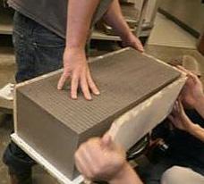 Что такое геополимерный бетон