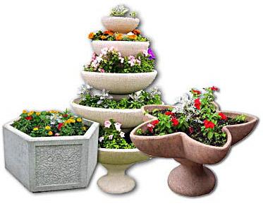 декоративные скульптуры для сада из бетона