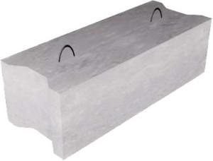 Бетонный блок - отличное решение для ленточного фундамента