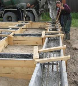 Особенности выбора бетона для фундамента