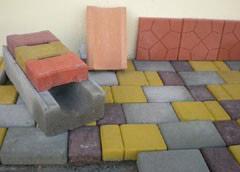 Пигменты для окраски изделий из бетона