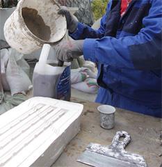 Производство бетона с полимерными добавками