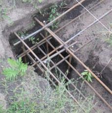 Соотношение арматуры на 1 куб смеси бетона