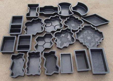 Формы для бетона из пластика