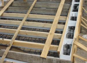 Фото опалубки для изготовления лестницы