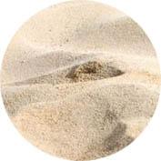 Технические характеристики и свойства крупного песка
