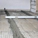 Армирование стяжки пола металлической сеткой