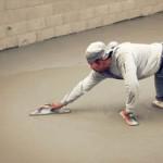 Для чего необходимо железнение бетонных оснований