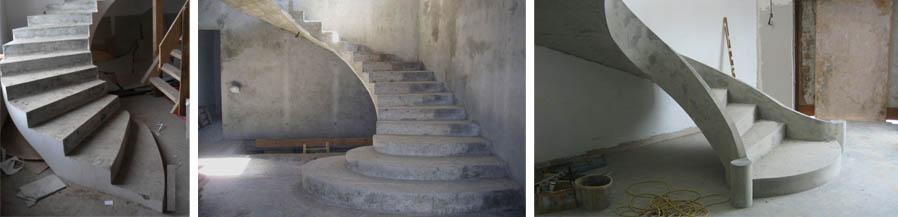 Монолитные конструкции из бетона