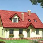 Обзор проектов домов и коттеджей из блоков пенобетона