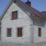 Особенности строительства домов из блоков пенобетона