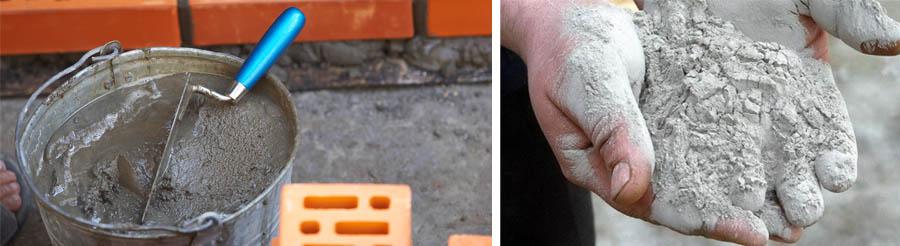 Процесс изготовления цемента