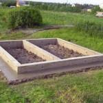 Строим фундамент для бани своими руками по шагам