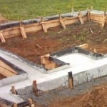Строим фундамент на сложных глинистых почвах