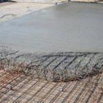 Технология армирования пола из бетона