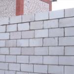 Технология кладки стен из пеноблоков (пенобетона)