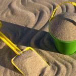 Выбираем песок для детских игр