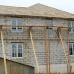 Как построить частный дом из блоков пенобетона