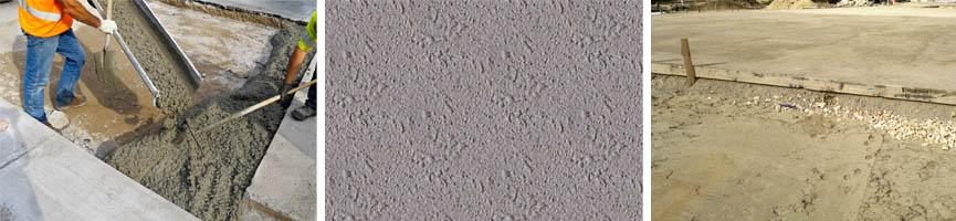 Низкопрочная бетонная смесь