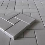 Плитка для тротуара размером 300х300х30 мм