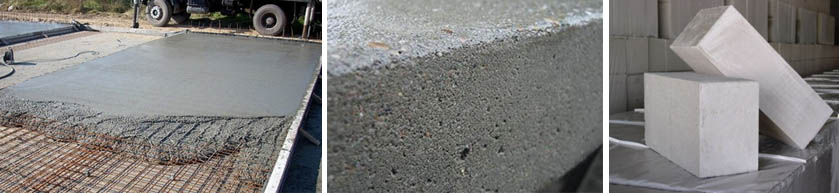 Плотность бетонных конструкций
