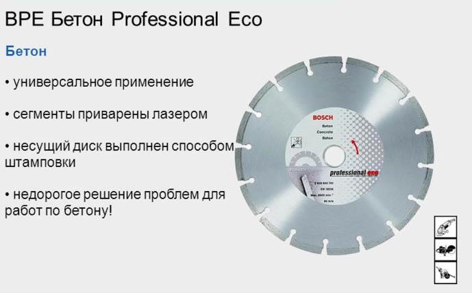 Преимущества продукции Bosch