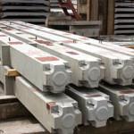 Применение колонн из железобетона в строительстве
