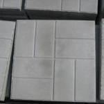 Применение плитки для тротуара размером 500х500х50 мм