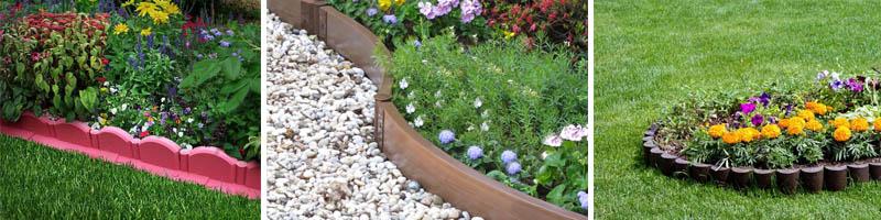 Фото ограждений для сада
