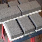 Вибростанок для изготовления блоков