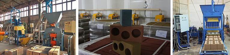 Изготовление строительных блоков