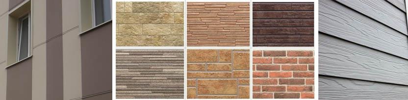 Фиброцементные фасадные панели: характеристики, технология монтажа, фото и цены