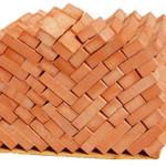 Сколько весит красный строительный кирпич