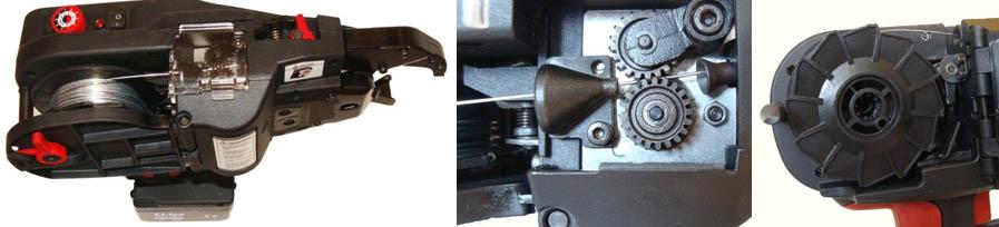 Устройство инструмента для вязки