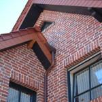Фасадный лицевой кирпич для отделки дома