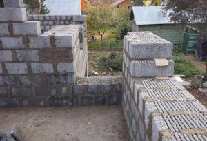 Баня из кермазитобетонных блоков - достоинства, особенности строительства, стоимость