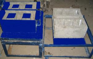 Изготовление керамзитобетонных блоков - технология производства, оборудование