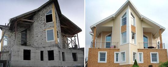 Строительство домов из пенобетона своими руками